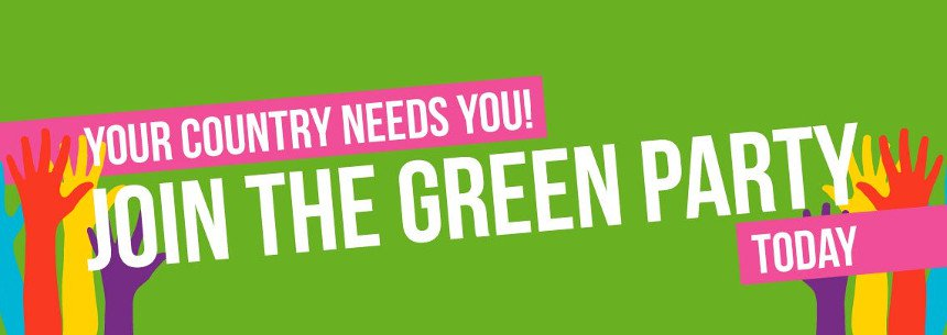 Join the Greens