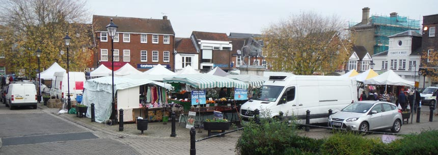 petersfield market