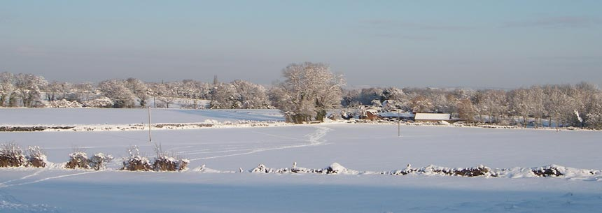 east hants in snow